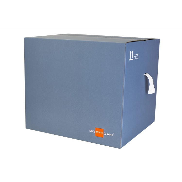 BOX 62L - isotherme pour carboglace (gamme Initial)
