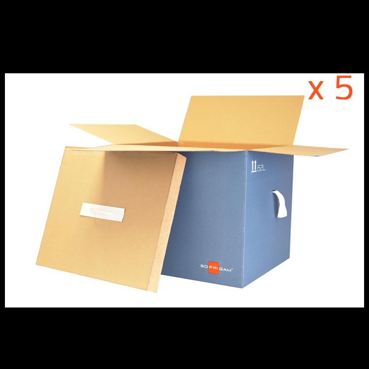 Lot 5 BOX 62L - isotherme