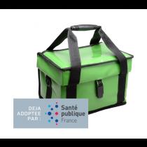 sacoche réfrigérante ELITE transport vaccins Covid-19