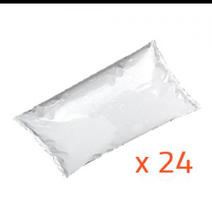 Lot de 25 accumulateurs de froid souples (750gr)