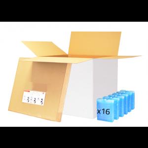 Lot 5 BOX 100L - 120h (utile 66.6L) PHARMA