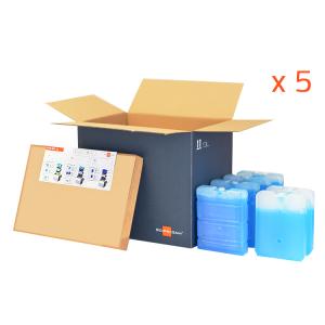 Lot 5 BOX 13L - 96H (utile 4.2L) PHARMA