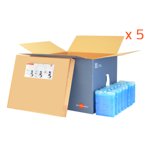Lot 5 BOX 29L - 120h (utile 15.8L) PHARMA