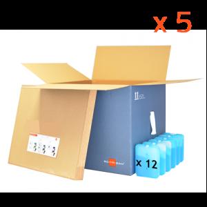 Lot 5 BOX 62L - 24h (utile 50.4L) PHARMA