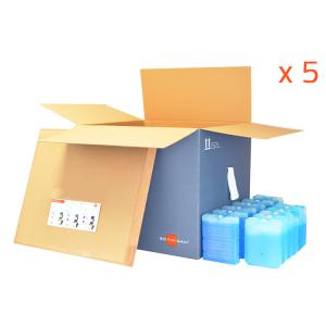 Lot 5 BOX 62L - 48h (utile 42.3L) PHARMA