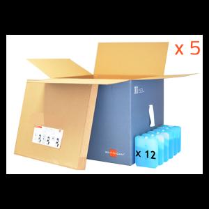 Lot 5 BOX 62L - 120H (utile 37.4L) PHARMA