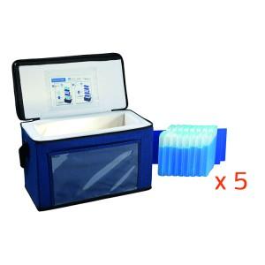 Bac réfrigérant Textibox 12 litres