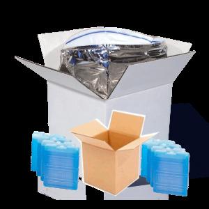 Emballage Airbagliner 40 litres Frais Santé