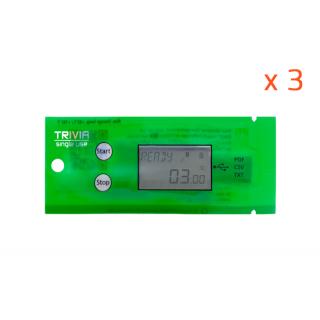 Trivia - Enregistreur de température 0/+4°C usage unique
