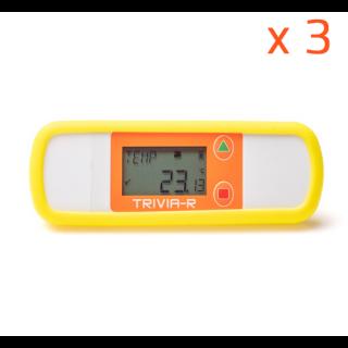 Trivia - Enregistreur de température réutilisable