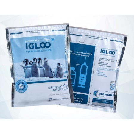 Pochette réfrigérante IGLOO